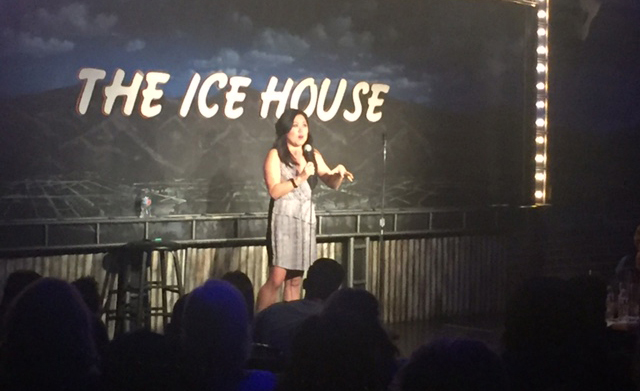 Tina Kim Ice House